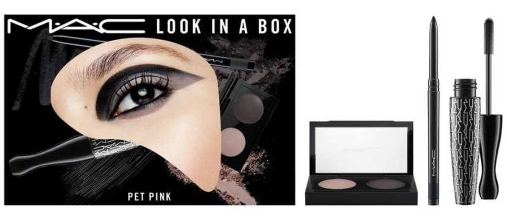 MAC Cosmetics Lip & Eye Kits Just $27 Each Shipped ($55+
