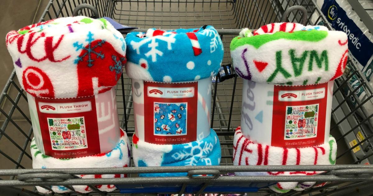 Walmart Com Cozy Plush Fleece Throws Only 3 Hip2save