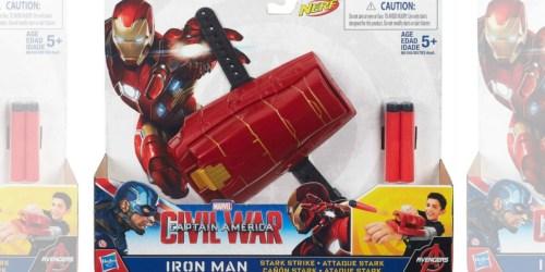 Walmart: Iron Man Stark Strike Only $6.49 (Regularly $13.20) + More