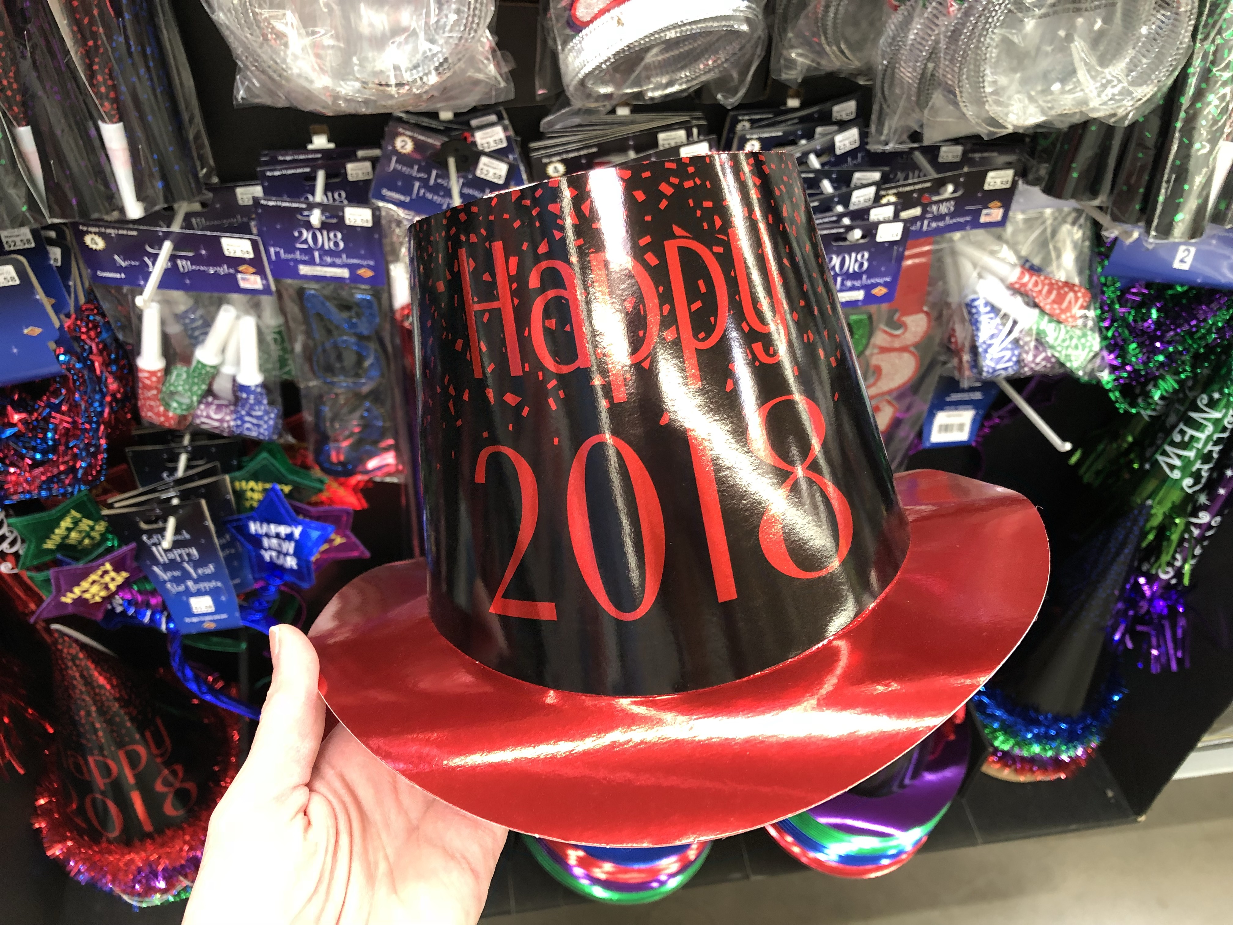 New Year's Eve Party Supplies Just $2.58 at Walmart - Hip2Save