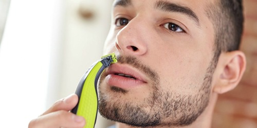 Philips Norelco OneBlade Hybrid Electric Trimmer & Shaver Only $18.75 at Amazon (Regularly $35)