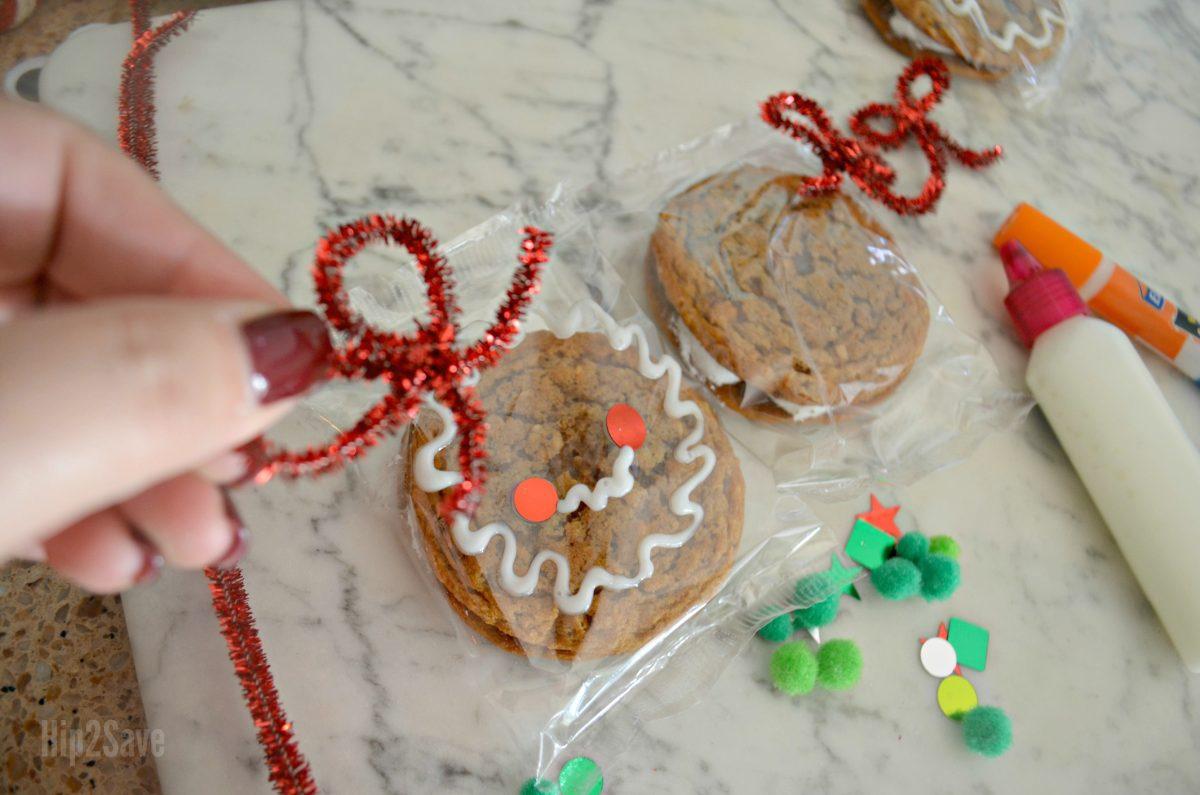 gingerbread snacks