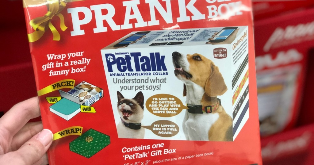 prank gift boxes walmart