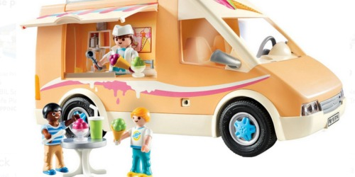 PLAYMOBIL Ice Cream Truck Only $13.36 (Regularly $25) + More