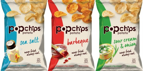 Amazon: Popchips Potato Chips 3.5oz Bags 12-Pack ONLY $14.48 Shipped