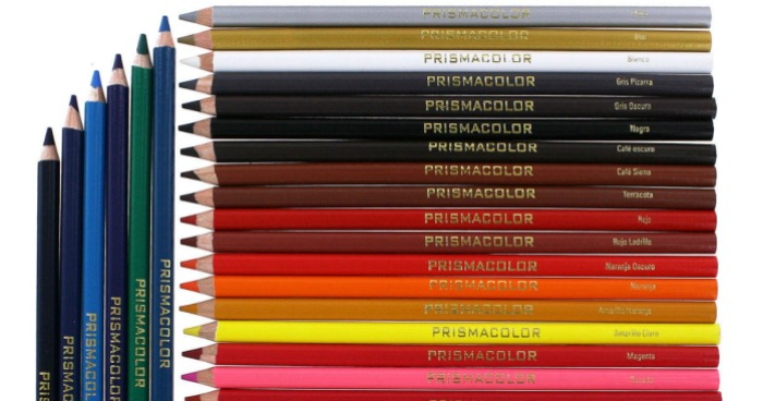 Prismacolor 36-Count Colored Pencil Set ONLY $7.99 Shipped ...