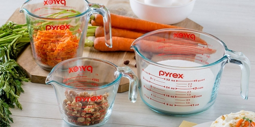 Up to 60% Off Pyrex & Corningware Kitchenware at Macy's