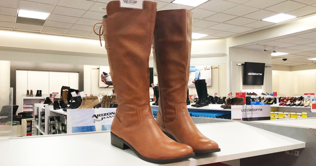 51a2ebb7a1974 JCPenney  Women s Riding Boots ONLY  13.99 (Regularly  79)   More ...