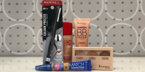 $7 Worth of New Rimmel Cosmetic Coupons = Better Than FREE Eyeliner, Lipstick & More at Target