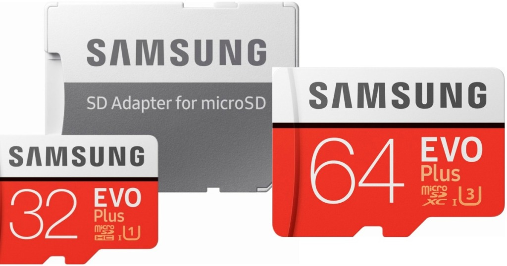 Best Buy Over 60 Off Samsung Evo Plus Memory Cards Free Shutterfly Gift Hip2save