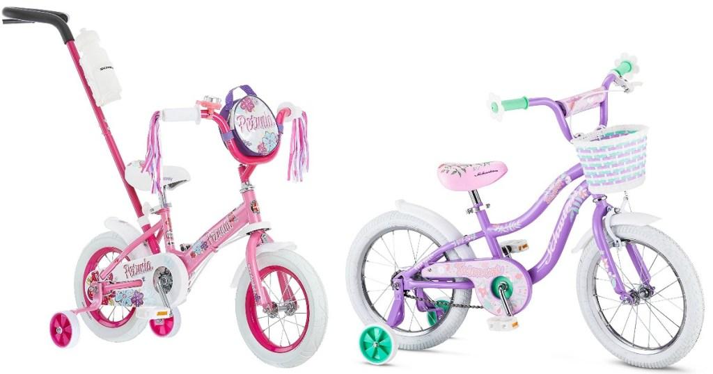 595864cb1f5 Schwinn Girls' Petunia 12″ Steerable Bike Only $51.99 shipped (regularly  $119.99)