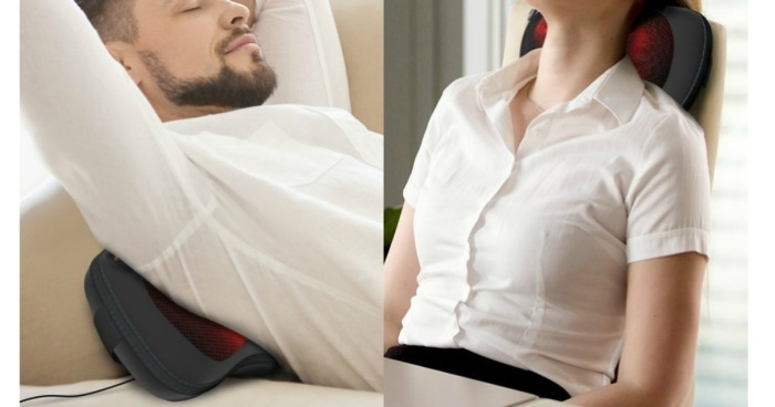 Image result for shiatsu massage pillow