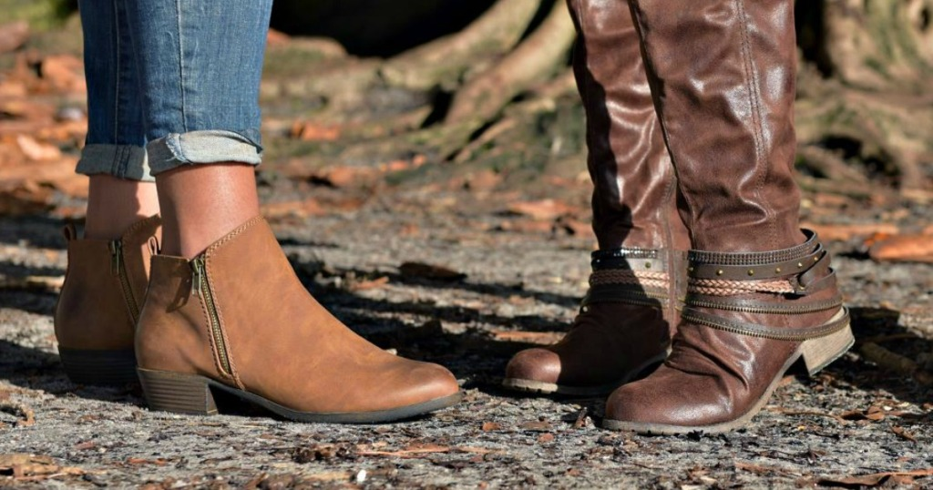 shoe carnival women s boots as low as 14 99 when you buy four