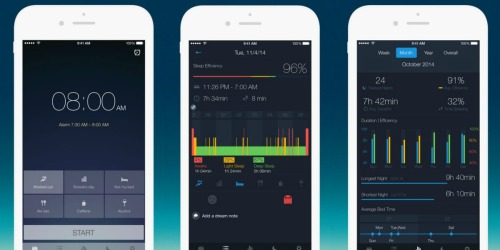 FREE Sleep Better Runtastic Unlocked App (iOS & Android)