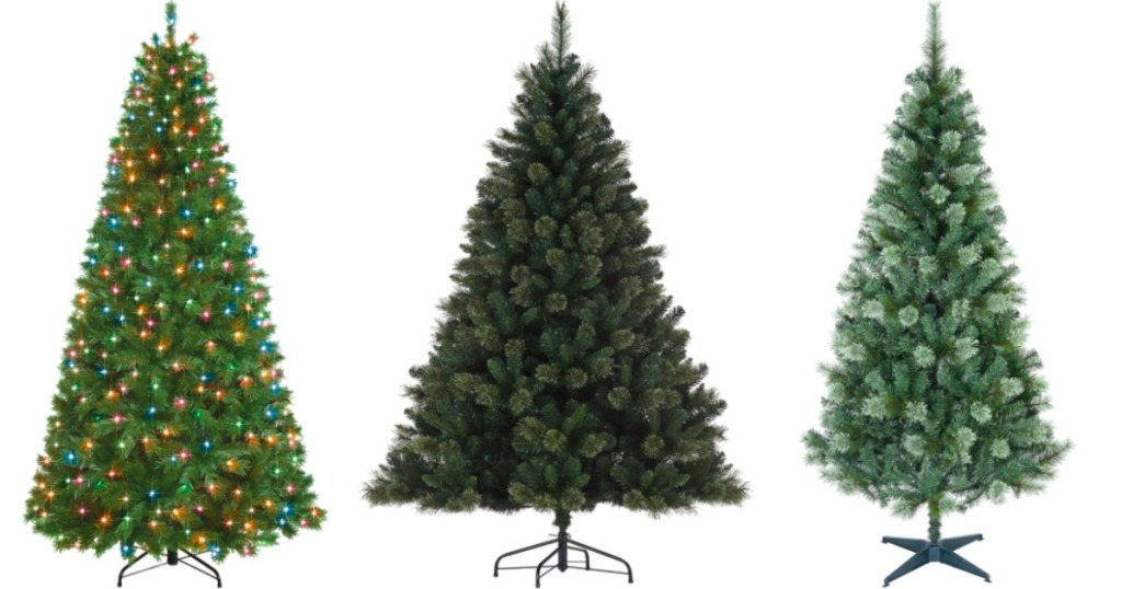 Military Online Exchange: Up To 87% Off Artificial Christmas Trees (Today Only)
