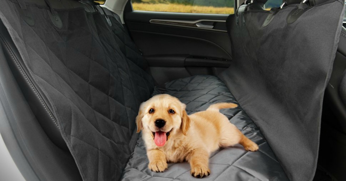 Amazon Waterproof Dog Seat Cover Just 1599 Shipped Awesome Reviews