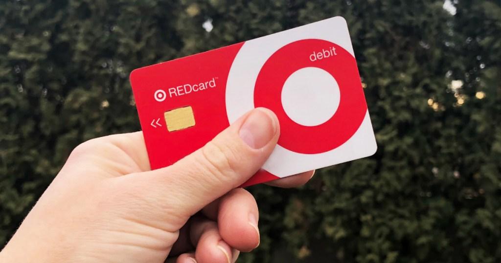 target redcard phone number