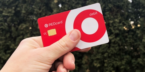 Bonus 10% Discount for Target REDcard Holders | Stacks w/ 5% Everyday Savings