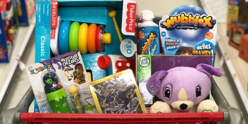 How to Score the Best Toy Deals at the 2019 Target Semi-Annual Toy Sale (Up to 75% Off)