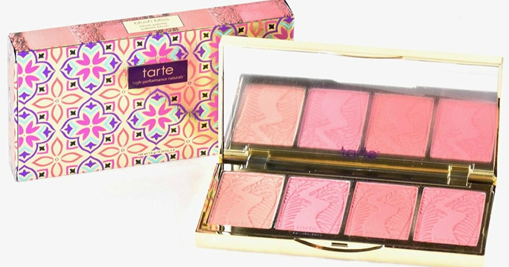 Ulta: Tarte Blush Bliss Palette Only $25 (Regularly $39) +