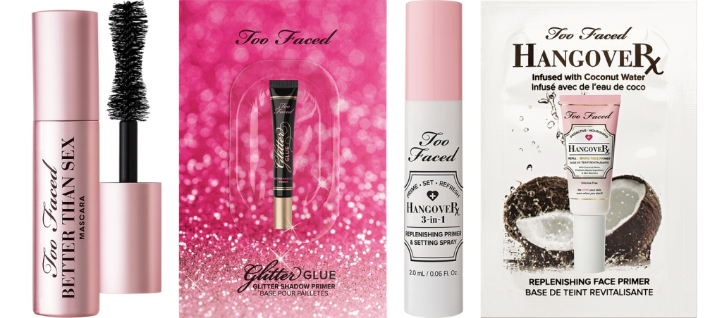 Buy 1 Get 1 Free Too Faced Lipstick & Glosses + FREE Samples