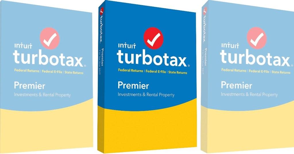 turbotax premier 2017 release date