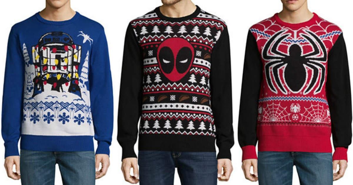 ugly christmas sweaters only shipped regularly 65 more hip2save. Black Bedroom Furniture Sets. Home Design Ideas