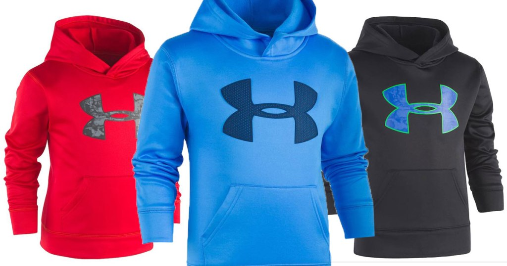 hilo Fugaz Renacimiento  Under Armour Pullover Hoodies Only $24.99 + More AND Earn Kohl's Cash -  Hip2Save