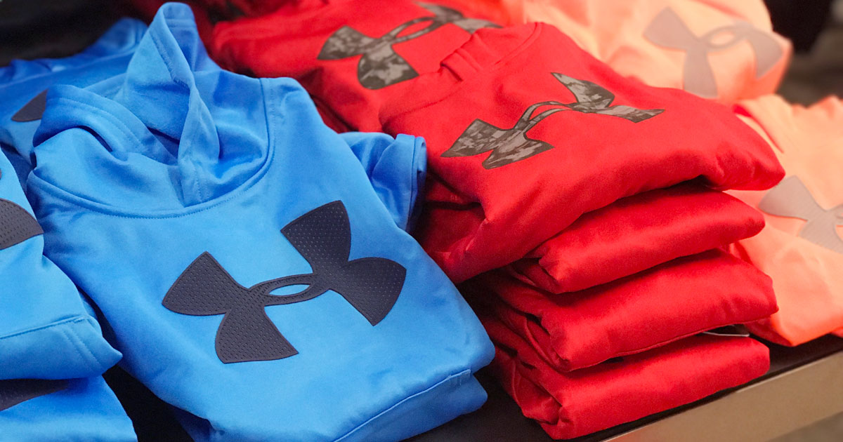 Fantasía Desear cualquier cosa  Possible $40 Off $100 Under Armour Online Purchase + Free Shipping (Check  Inbox) - Hip2Save