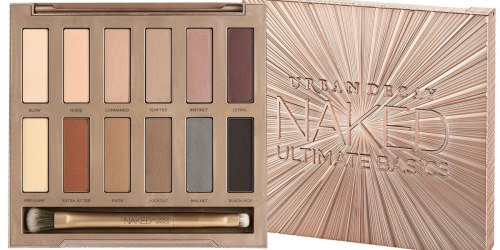 Over 50% Off Urban Decay Naked Palettes at Nordstrom Rack
