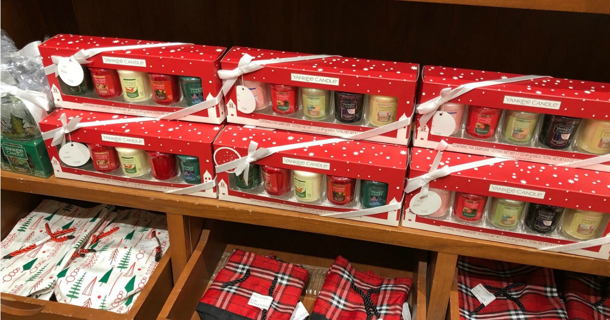 Buy 2 Get 2 FREE Yankee Candle Coupon (Valid on EVERYTHING ...