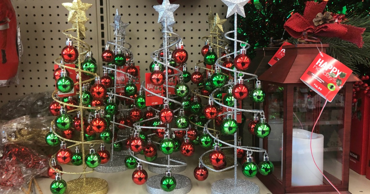 Walgreens Christmas Lights.Up To 50 Off Christmas Clearance At Walgreens Decor Candy