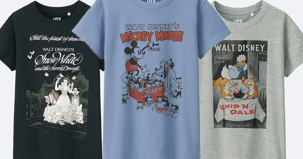 81a788c0 Today, December 26th only, head over to Uniqlo.com where they are offering  up FREE shipping on any size order – no code needed! If you're a Disney fan  or ...