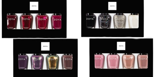 70% Off Zoya Nail Polish Gift Sets