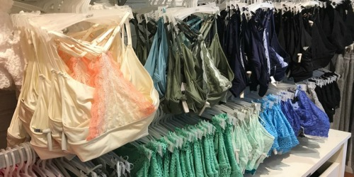 50% Off Aerie Bras & Bralettes + Free Shipping