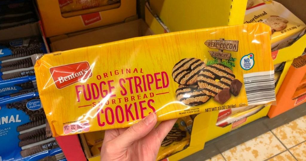 bentons girl scout cookies