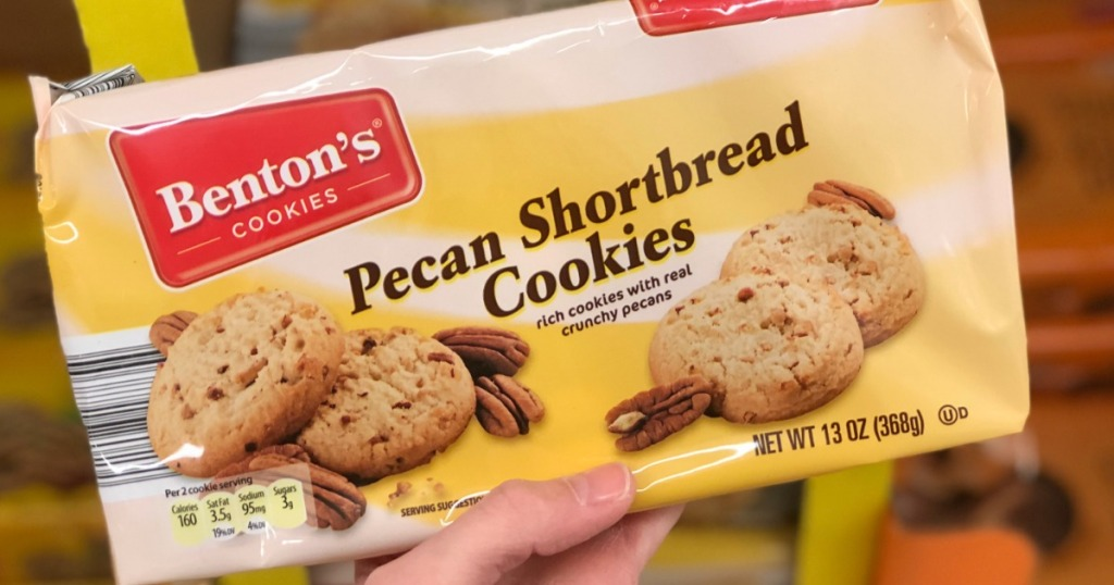 Aldi Shoppers Benton S Cookies Only 95 Better Than Girl Scout
