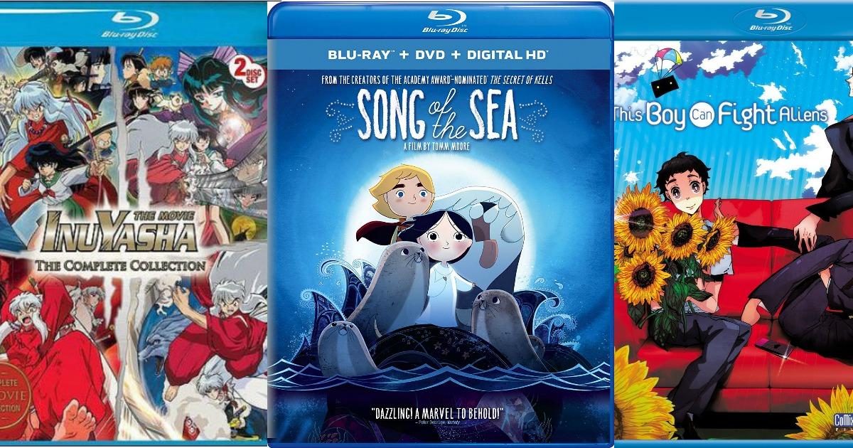 40 Off Anime Blu Ray Movies Hip2save