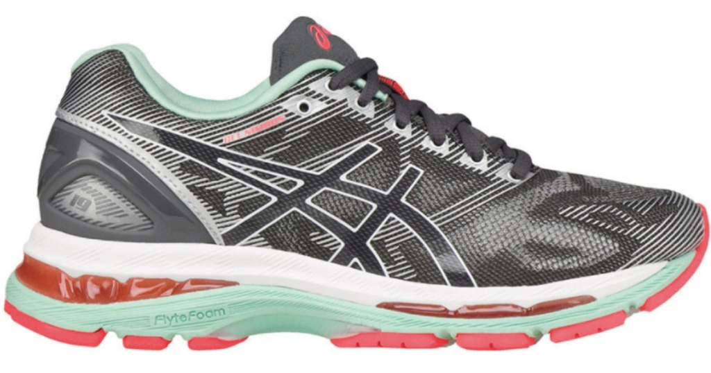 ab871a7021ddab In the market for running shoes  Head over to JackRabbit.com where you can  score these highly rated Asics Men s Gel-Nimbus 19 Running Shoes and or  Women s ...