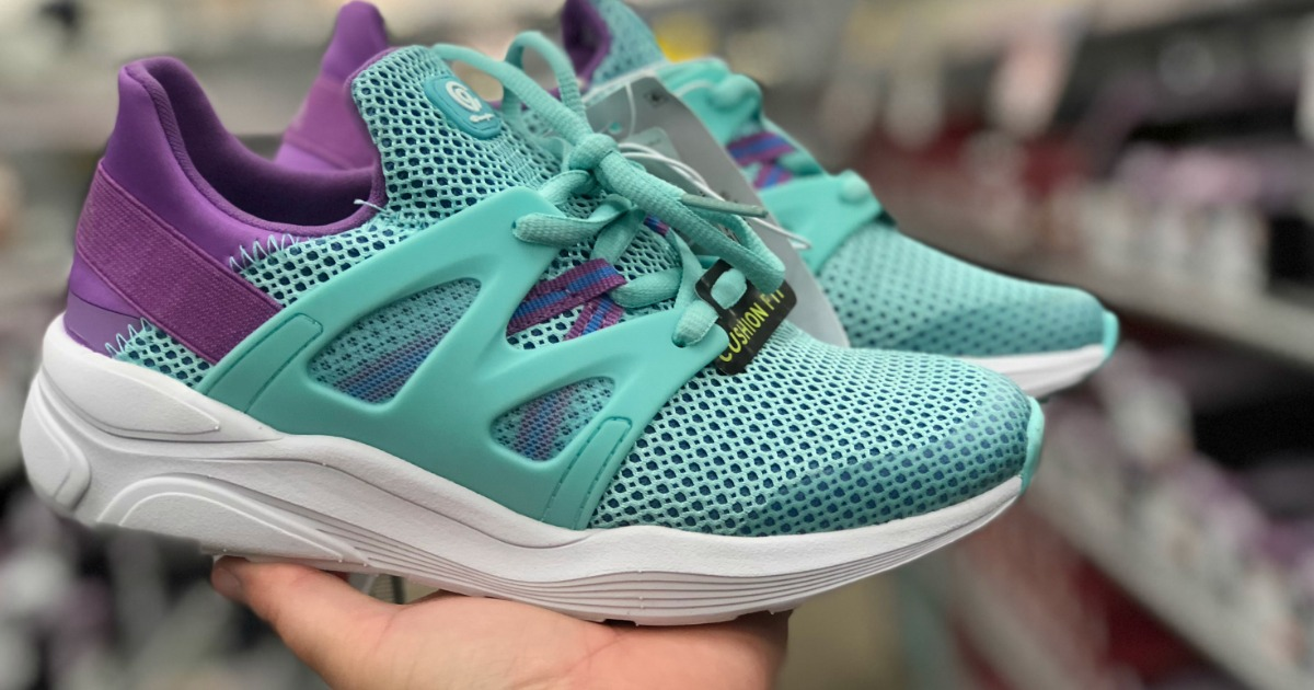target women's athletic shoes