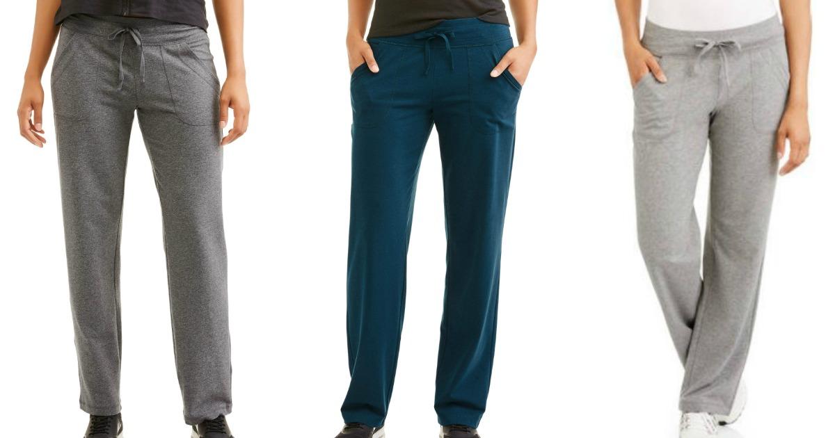 Walmartcom Womens Activewear Pants Just 5 - Hip2Save-1881