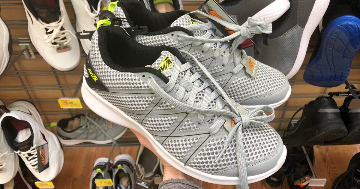 Athletic Shoes Only $7-$11 at Walmart
