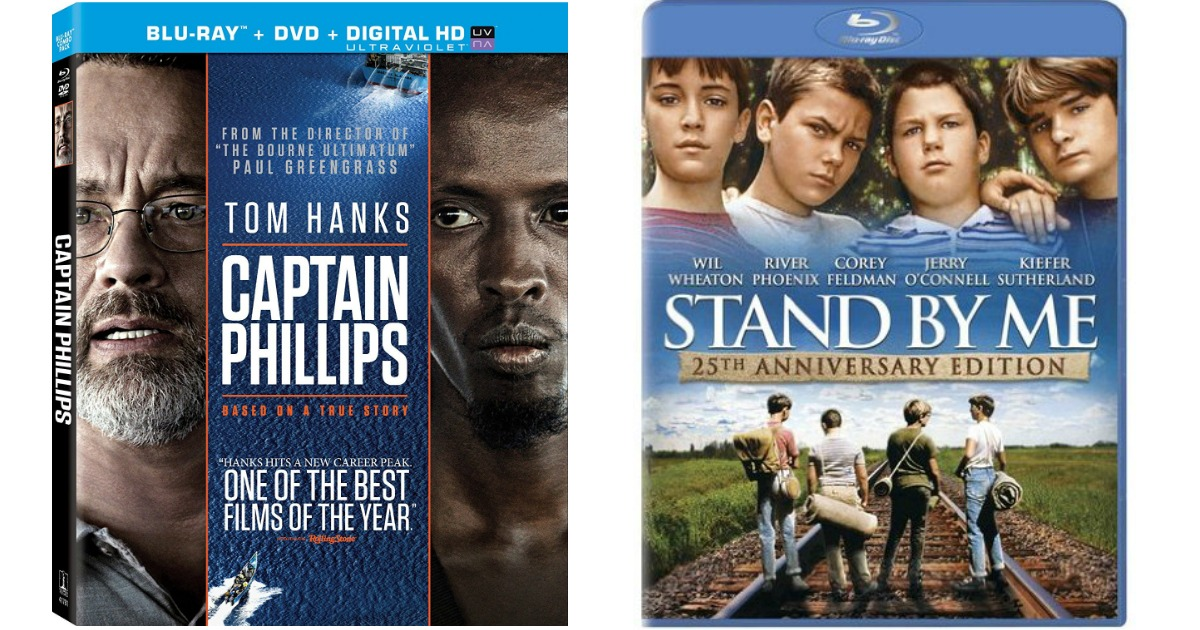 Stand By Me 25th Anniversary Edition Blu-ray ONLY $4.99 ...