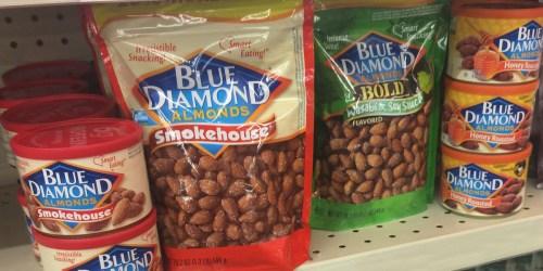Blue Diamond Almond 1-Pound Bags Only $5.99 at CVS (Regularly $11)