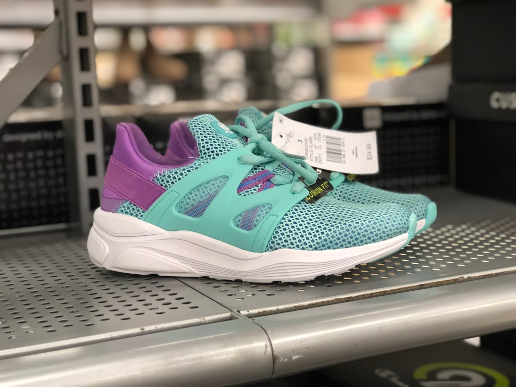 47bed5c5302 C9 Champion Girls Flare Performance Athletic Shoes  24.99. Only  17.49  after the additional 30% off or with this Cartwheel Offer