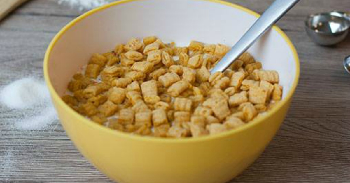 Cap'n Crunch in a bowl