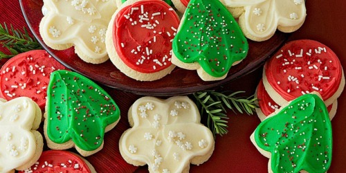 Cheryl's Cookies Holiday Sampler AND $10 Reward Card Only $9.99 Shipped