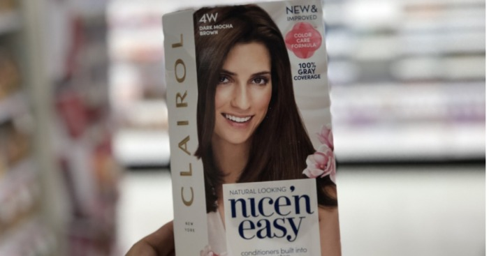 FREE Nice 'n Easy Hair Color Sample