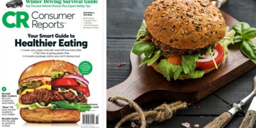 Consumer Reports Magazine Subscription Only $18.99