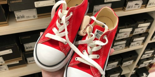 Converse Low Top Chuck Taylor All Star Only $16.79 Shipped (Regularly $50)